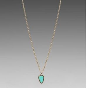 Dream Collective Turquoise Arrowhead Necklace